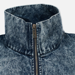 Мужская куртка анорак Han Kjobenhavn Half Zip Track Top Acid Wash фото- 4