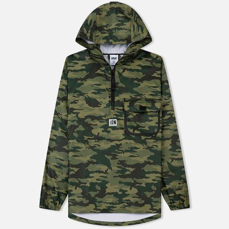 Мужская куртка анорак Helly Hansen HH Camo Print Green Camo