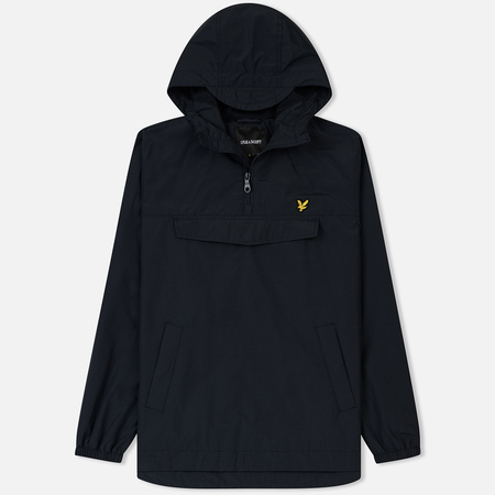 Мужская куртка анорак Lyle & Scott Pull Over Dark Navy