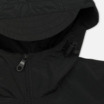 Мужская куртка анорак Lyle & Scott Pull Over True Black фото- 2