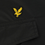 Мужская куртка анорак Lyle & Scott Pull Over True Black фото- 3