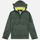 Мужская куртка анорак MA.Strum Packable Sniper Military Green фото- 0
