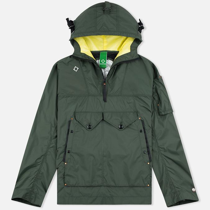 MA.Strum Packable Sniper Men's Anorak Military Green