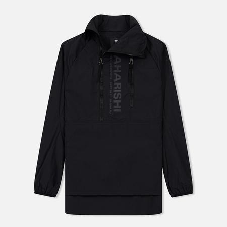 Мужская куртка анорак maharishi Onibegie Mandala Cagoule Black