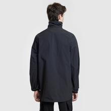 Мужская куртка анорак maharishi Onibegie Mandala Cagoule Black фото- 4