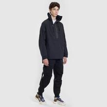 Мужская куртка анорак maharishi Onibegie Mandala Cagoule Black фото- 1