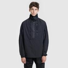 Мужская куртка анорак maharishi Onibegie Mandala Cagoule Black фото- 2