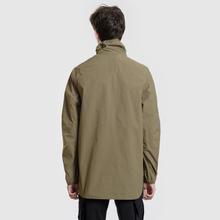Мужская куртка анорак maharishi Onibegie Mandala Cagoule Olive фото- 3