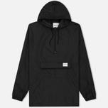 Мужская куртка анорак MKI Miyuki-Zoku Studio Windsmock Black фото- 0