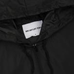 Мужская куртка анорак MKI Miyuki-Zoku Studio Windsmock Black фото- 1