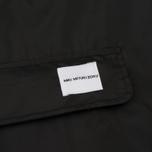 Мужская куртка анорак MKI Miyuki-Zoku Studio Windsmock Black фото- 2