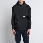 Мужская куртка анорак MKI Miyuki-Zoku Studio Windsmock Black фото- 7