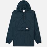 Мужская куртка анорак MKI Miyuki-Zoku Studio Windsmock Navy фото- 0