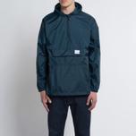 Мужская куртка анорак MKI Miyuki-Zoku Studio Windsmock Navy фото- 7