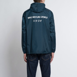Мужская куртка анорак MKI Miyuki-Zoku Studio Windsmock Navy фото- 8