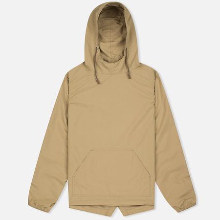Мужская куртка анорак Nanamica Wind Beige