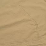 Мужская куртка анорак Nanamica Wind Beige фото- 3