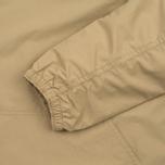 Мужская куртка анорак Nanamica Wind Beige фото- 2