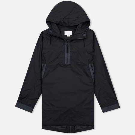 Nanamica Wind Men's Anorak Black