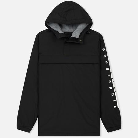 Мужская куртка анорак Napapijri Asher T1 Black