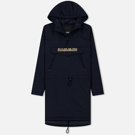 Мужская куртка анорак Napapijri Rainforest Parka Blue Marine