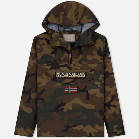 Мужская куртка анорак Napapijri Rainforest Camou 1 Fantasy Camouflage
