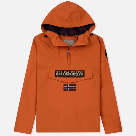 Мужская куртка анорак Napapijri Rainforest Summer 1 Amber Orange