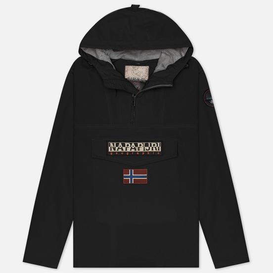 Мужская куртка анорак Napapijri Rainforest Summer 1 Black