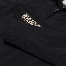 Мужская куртка анорак Napapijri Rainforest Summer 1 Black фото- 2