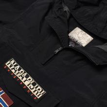 Мужская куртка анорак Napapijri Rainforest Summer 1 Black фото- 1