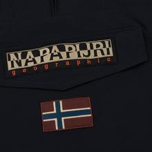 Мужская куртка анорак Napapijri Rainforest Summer 1 Blue Marine фото- 3
