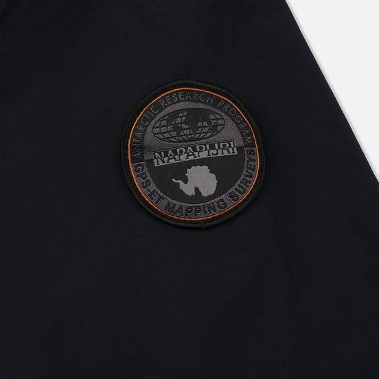 Мужская куртка анорак Napapijri Rainforest Summer 1 Blue Marine