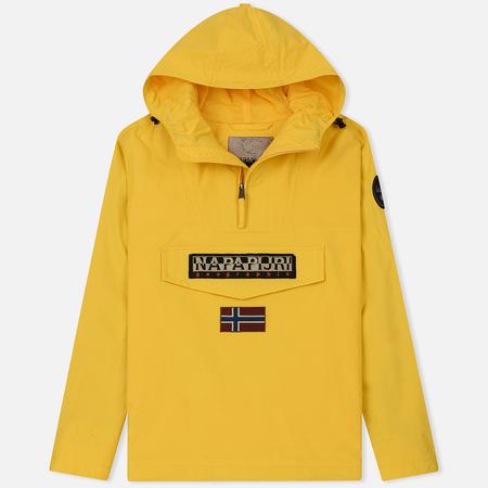 Мужская куртка анорак Napapijri Rainforest Summer 1 Freesia Yellow