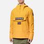 Мужская куртка анорак Napapijri Rainforest Summer 1 Mango Yellow фото - 3