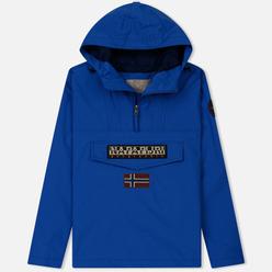 Мужская куртка анорак Napapijri Rainforest Summer 1 Skydiver Blue