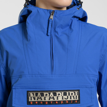 Мужская куртка анорак Napapijri Rainforest Summer 1 Skydiver Blue фото- 3