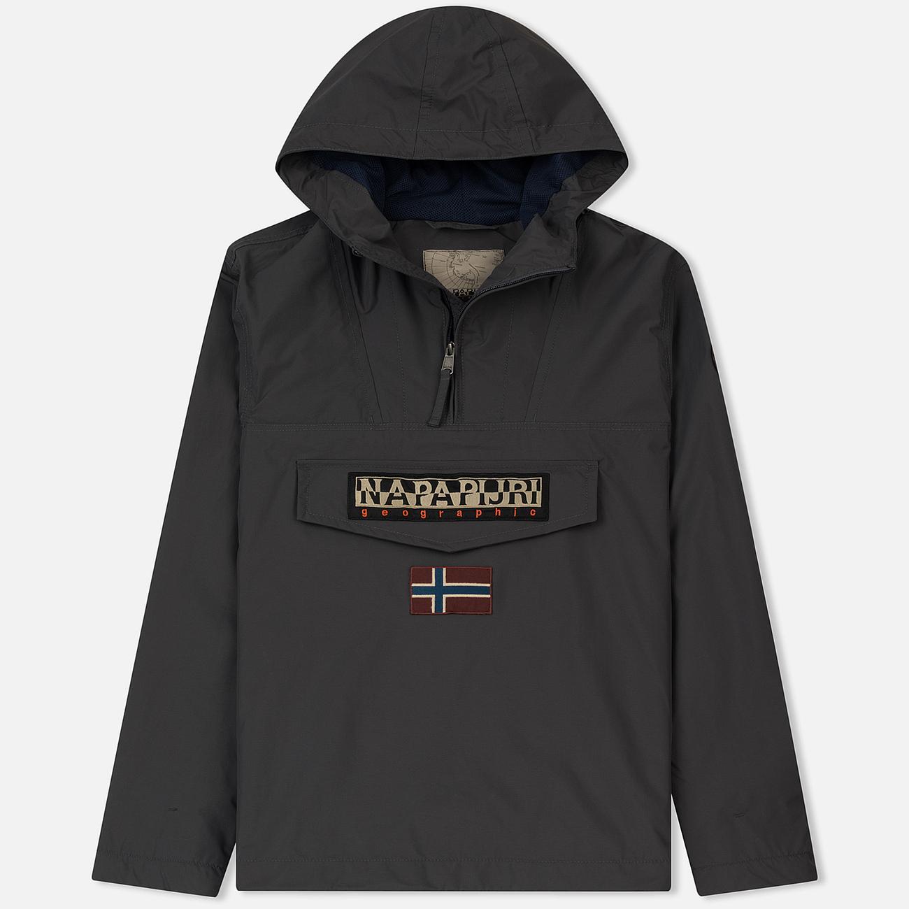 Мужская куртка анорак Napapijri Rainforest Summer 1 Volcano