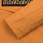 Мужская куртка анорак Napapijri Rainforest Slim Summer Apricot фото- 3