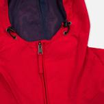 Мужская куртка анорак Napapijri Rainforest Slim Summer Bright Red фото- 4