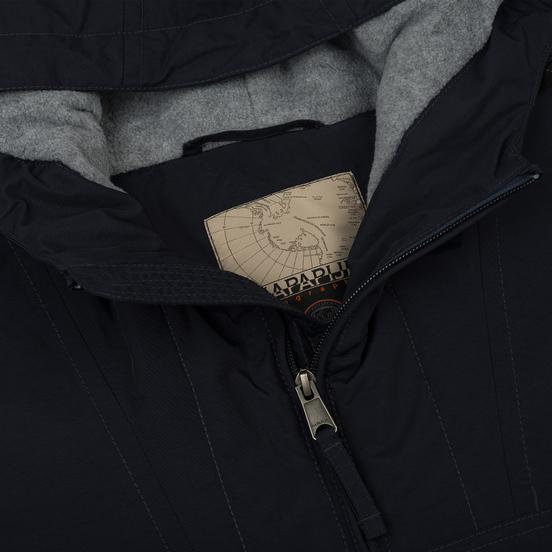 Мужская куртка анорак Napapijri Rainforest Winter 1 Blue Marine