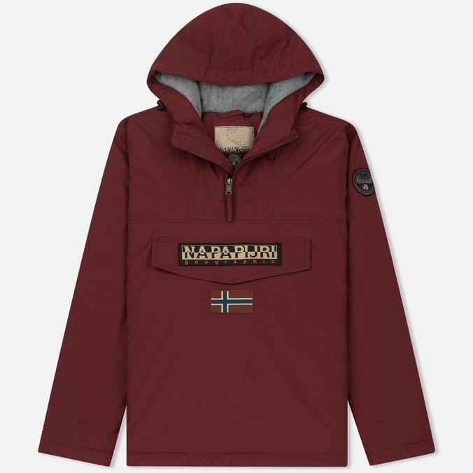 Мужская куртка анорак Napapijri Rainforest Winter 1 Bordeaux