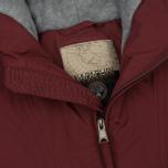 Мужская куртка анорак Napapijri Rainforest Winter 1 Bordeaux фото- 1