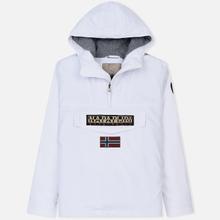 Мужская куртка анорак Napapijri Rainforest Winter 1 Bright White фото- 0