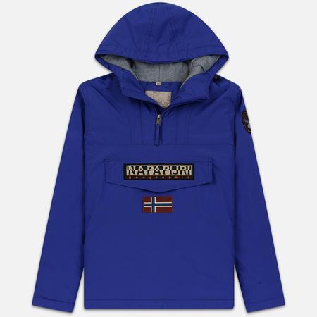 Мужская куртка анорак Napapijri Rainforest Winter 1 Clematis Blue