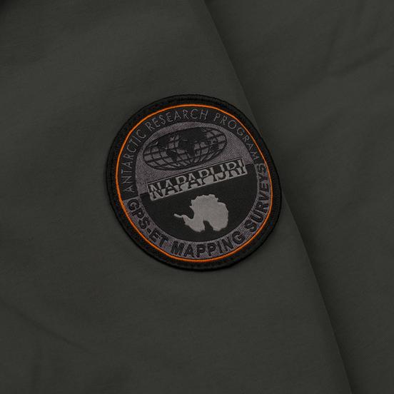 Мужская куртка анорак Napapijri Rainforest Winter 1 Dark Grey
