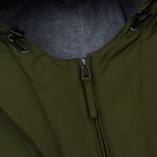 Мужская куртка анорак Napapijri Rainforest Winter 1 Green Musk фото- 2