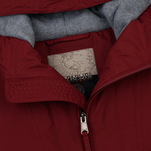 Мужская куртка анорак Napapijri Rainforest Winter 1 Red Bourgo фото- 1