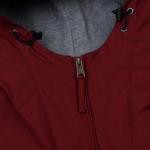 Мужская куртка анорак Napapijri Rainforest Winter 1 Red Bourgo фото- 2