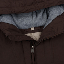 Мужская куртка анорак Napapijri Rainforest Winter Choco Brown фото- 1