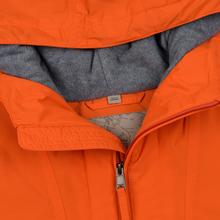 Мужская куртка анорак Napapijri Rainforest Winter Orange Puffin фото- 1
